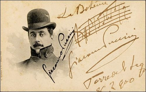Puccini Parterre Box