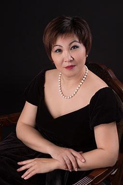 Gulmira Kuttybadamova (카자흐스탄)